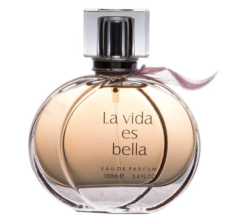 ادکلن فرگرنس ورلد لا ویدا اس بلا - La Vida Es Bella