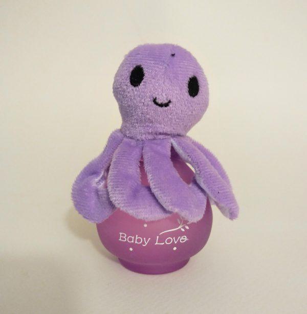 ادکلن کودک baby love - هشت پا بنفش - کد 27-144
