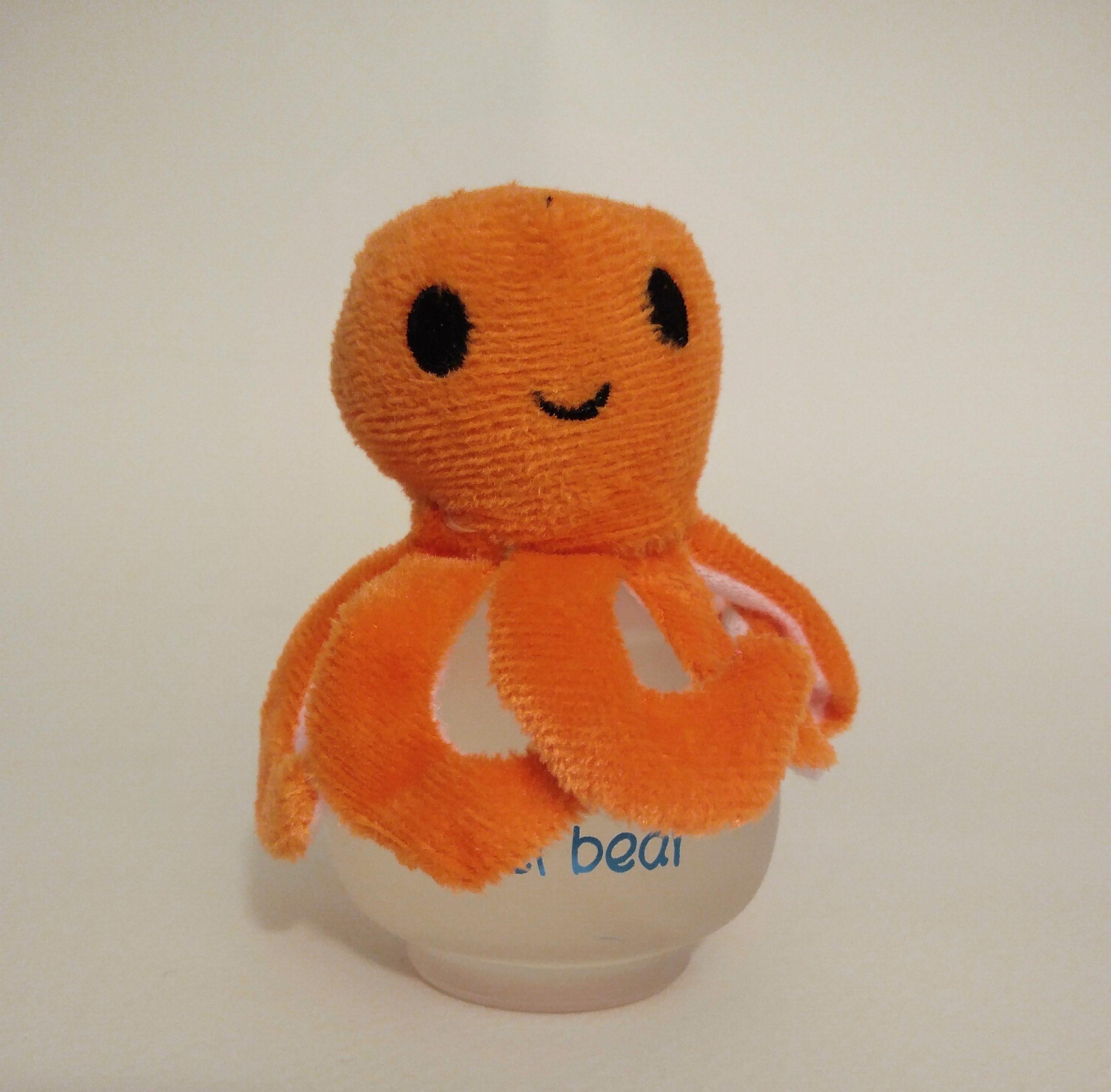 ادکلن کودک beibei bear - هشت پا نارنجی - کد 23-144